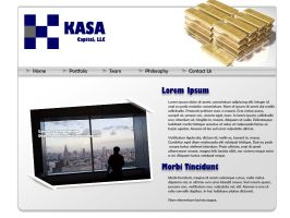 Kasa Website 2 by datamouse