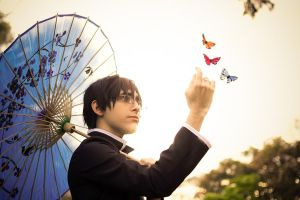 Be free - xxxHolic by eriolcosplays