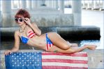 America the Beautiful  13 by DPAdoc