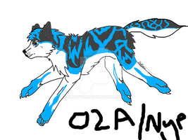 OTA or NYP wolf adoption open by fluffy40