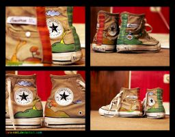 My Shoes by sara-nmt