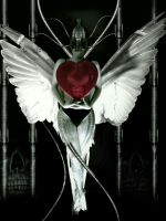 Angel of Love and Death by wildtimez