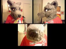 FURSUIT!! FINALLY :O by wolf117M