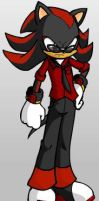 Shadow with clothes.... by X-ShiningStar-X