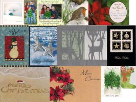 Christmas Cards 2012 Part 1 by victorymon
