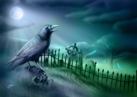 An Unmarked Grave by CLB-Raveneye