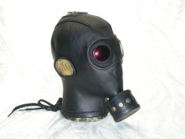 Gasmask by GriffinLeather