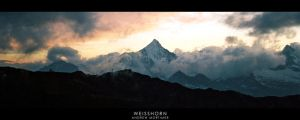 Weisshorn by mortimea
