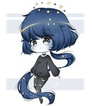AT: Chibi for ghousu (1/3) by Jutsika