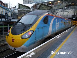 Virgin Trains 390013 at Birmingham New Street by The-Transport-Guild