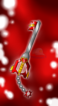 Keyblade Forge: Chaos Keyblade by NWSaiyanX