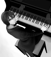 piano by setsuna1111