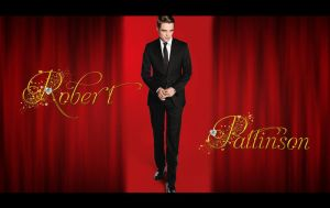Robert Pattinson suit by Maysa2010