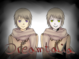 Dreamtalia .:ShadowRussia:. by piko-chan4ever