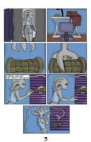 Worm Girl, Page 3 by marverick