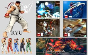 Ryu SSB Moveset by Hyrule64