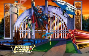 Justice League of America! by Superman8193