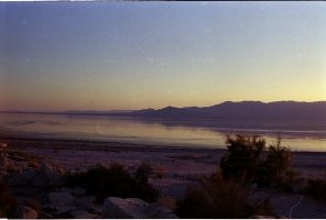 Salton Sea by Akemisatya