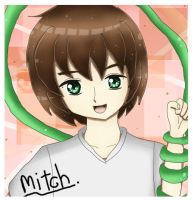Request:Mitch by Ferina-san