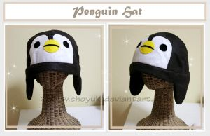 Penguin Hat by choyuki