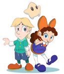 Super Mario Kids by faster-by-choice