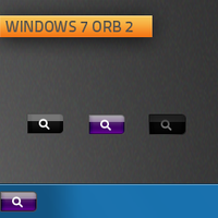 Windows 7 Start Orb 2 by yankoa