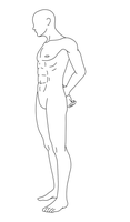 Male Pose 04 by Death-Tendency