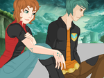 Declan and Kenry by DelpheneLightfoot