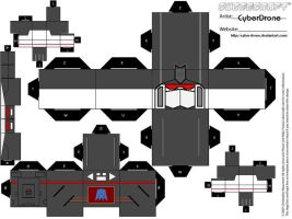 Cubee - Sound Blaster by CyberDrone