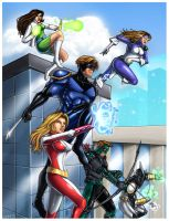 Heroes by 1DB