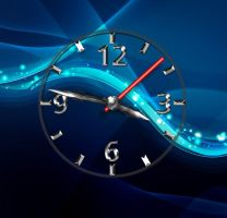 Cool Clock HD for xwidget by jimking