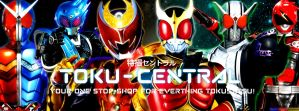 Toku-Central Banner: Version 3-X by OOO19415