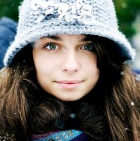 Snowy by justina-m