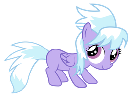 Filly Cloudchaser by PaulyVectors