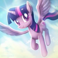 Princess Twilight Sparkle by dawkinsia