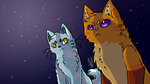 Galaxy Cats by Snowstorm102