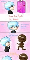 Kise's Chocolate by SakuraYagami