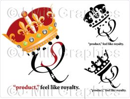 SQ Royal Crown by jmillgraphics