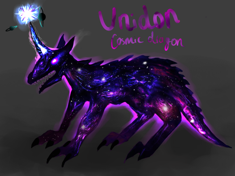 Point adopts.Unidon-Cosmic Dragon Adopt[CLOSED] by GrowLegends