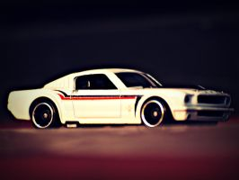 Mustang Fastback by Csipesz
