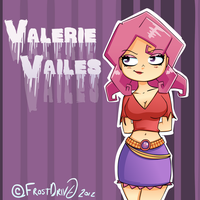 Valerie Vailes by FrostDrive