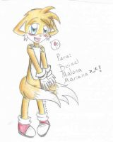 Tails by MessuNya