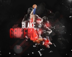 Blake Griffin by Exfest