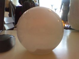 glass ball by l-l-l-l-l-l-l-l-l-l