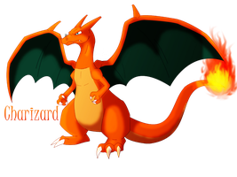Charizard by Demi-Dee96