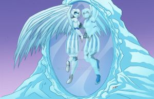 Permafrost Valkyrie pin - ups fin by jedvin