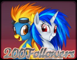 200followers by Mn27tumblr