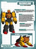 Razorclaw Tech Specs by Tf-SeedsOfDeception