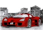 Gumpert Apollo Exotic by toyonda