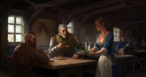 Tavern by CG-Zander